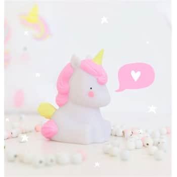 Noční LED světýlko Unicorn