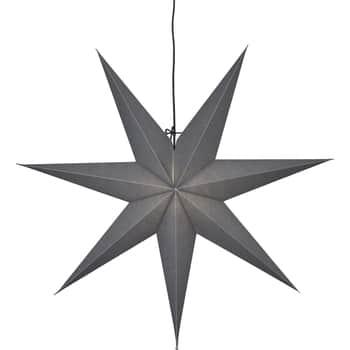 Závěsná svítíci hvězda Star Ozen 70 cm