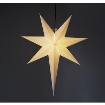 Závěsná svítící hvězda Star Frozen 55cm