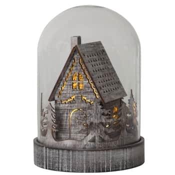 Svítící dekorace - House Brown