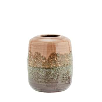 Dekorativní kameninová váza Rose/Lilac