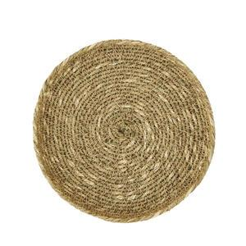 Kulatý tácek Seagrass Ø15 cm