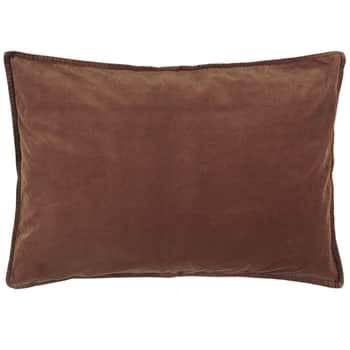 Sametový povlak na polštář Rust 52x72cm