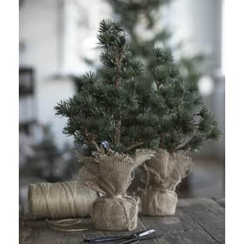 Umělý stromeček Cedar Jute 42 cm