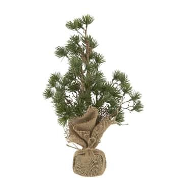 Umělý stromeček Cedar Jute 35 cm