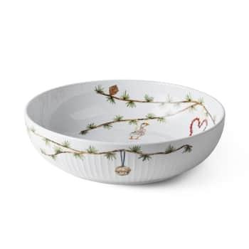 Porcelánová mísa Hammershøi Christmas 30 cm