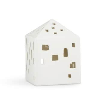 Lampáš domček Urbania Town House 12,5 cm