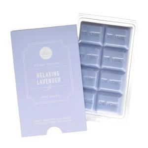 Vosk do aromalampy Relaxing Lavender 82g