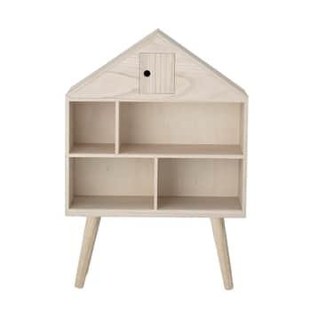 Drevený domček pre bábiky Dollhouse Nature