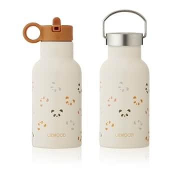 Dětská lahev znerezové oceli Panda Sandy 350ml