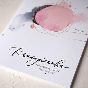 Krasopísanka pre mierne pokročilých - Hana Baštinská
