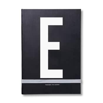 Notes vpevných doskách E A5