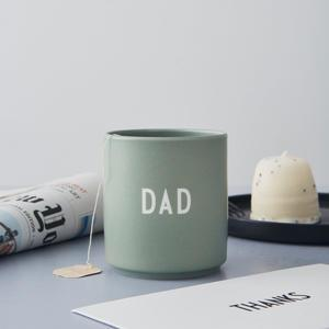 Porcelánový hrnek Dad/Love 300ml