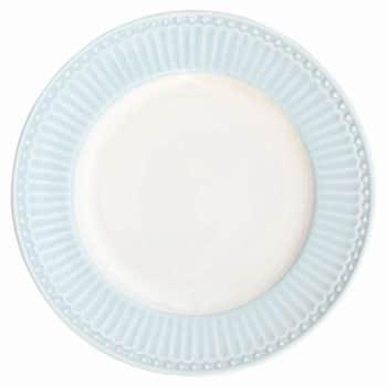 Dezertní talíř Alice Pale Blue
