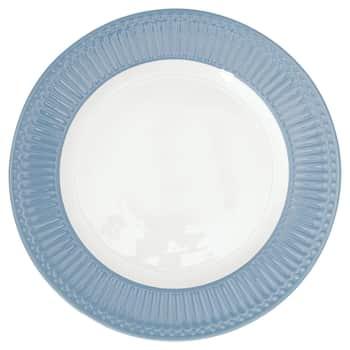 Obědový talíř Alice Sky Blue