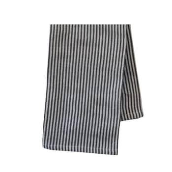 Bavlněná utěrka Barchant Stripe Sand 70×50 cm