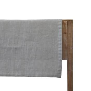 Lněný běhoun Nature 150×45 cm