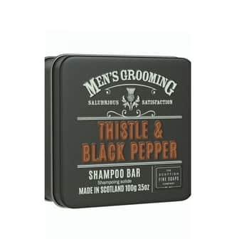 Pánský tuhý šampon Thistle 100g