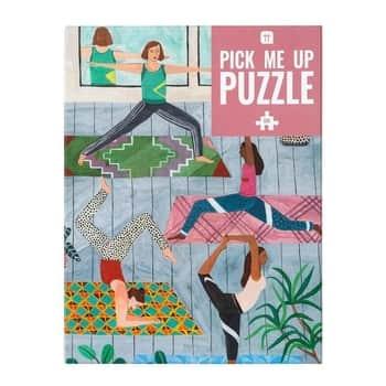 Dětské puzzle Yoga 49 × 36 cm