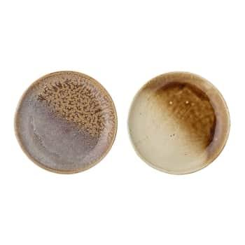 Kameninový tanier Willow Ø20,5cm