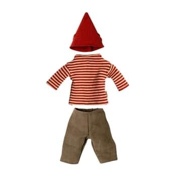 Vánoční obleček pro myšky Maileg Medium Boy