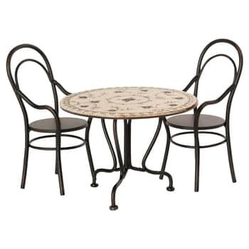 Set stolečku ažidliček pro zvířátka Maileg