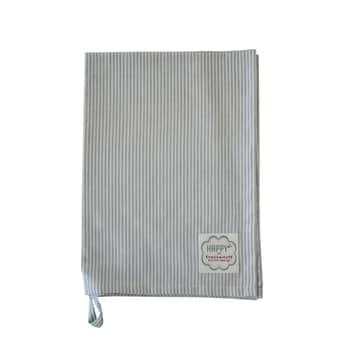 Utierka Thin Stripes Grey 50 x 70 cm