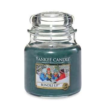 Sviečka Yankee Candle 411gr - Bundle Up