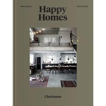 Kniha - Happy Homes: Christmas