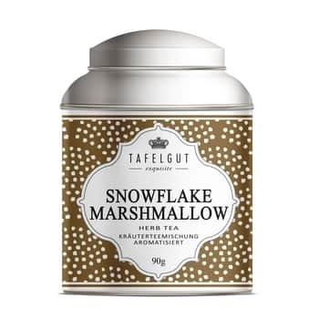 Bylinný čaj Tafelgut - Snowflake Marshmallow 90g