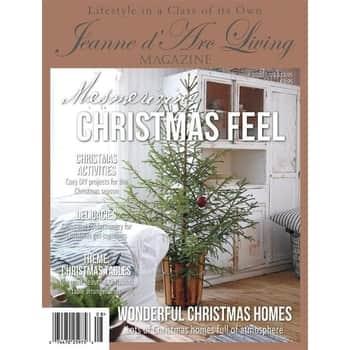 Časopis Jeanne d'Arc Living 8/2020 - anglická verze