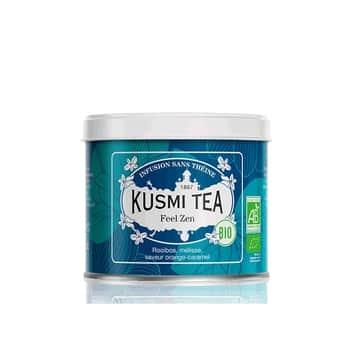 Sypaný bylinný čaj Kusmi Tea Feel Zen - 100g