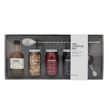 Sada pro přípravu koktejlů Cocktail Box