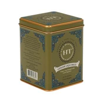 Bylinný čaj Zázvor alékořice