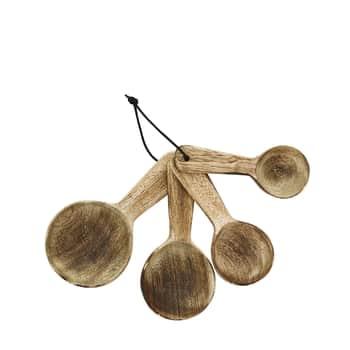 Odměrky zmangového dřeva Natural