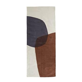Bavlněný koberec Sugar Almond Cotton 70×200 cm