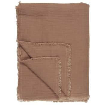 Bavlněný pléd Brick 130×170 cm