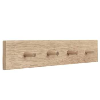 Dřevěný věšák Oak Hooks