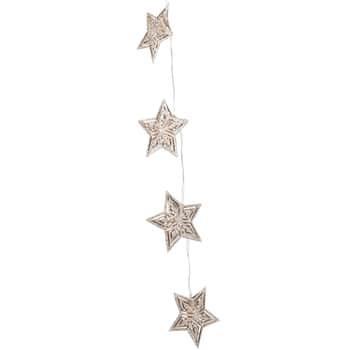 Svetelná LED reťaz Star Aurora Gold