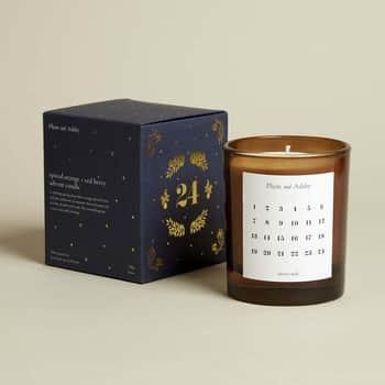 Adventní svíčka Spiced Orange and Berry - 230g