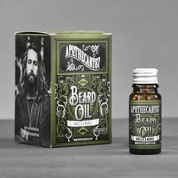 Ošetrujúci olej na fúy Beard Oil Vanilla Mango