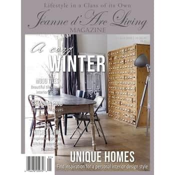 Časopis Jeanne d'Arc Living 1/2021 - anglická verze