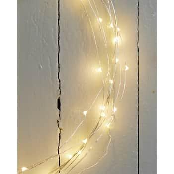 Světelný LED drátek Knirke 16m