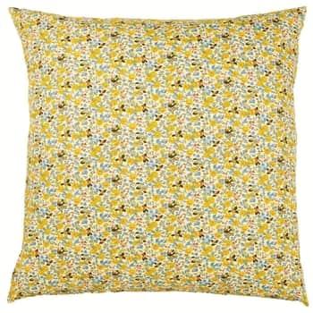 Povlak na polštář Yellow Flowers 60 × 60 cm