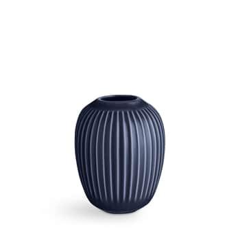 Keramická váza Hammershøi Indigo 10,5 cm