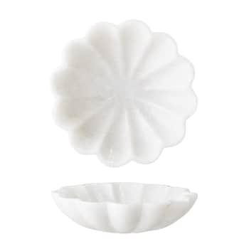 Dekorativní tácek White Marble