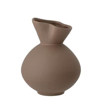 Kameninová váza Nica Brown