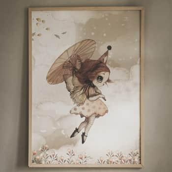 Plakát My Umbrella 50×70 cm