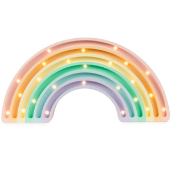 Dětská LED lampička Rainbow Pastel
