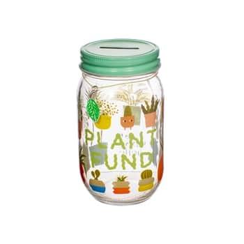 Pokladnička Plant Fund